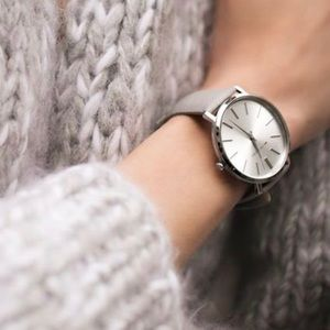 Michael Kors Silver Dial Ladies Watch